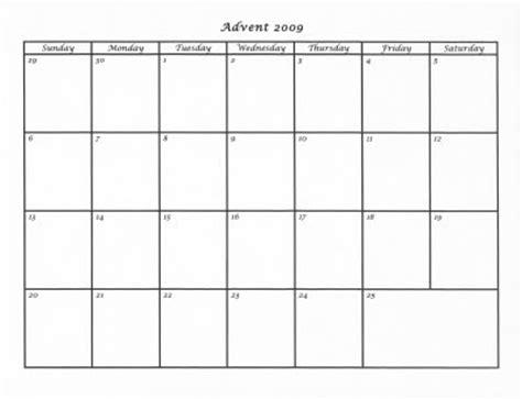 blank calendar template new calendar template site