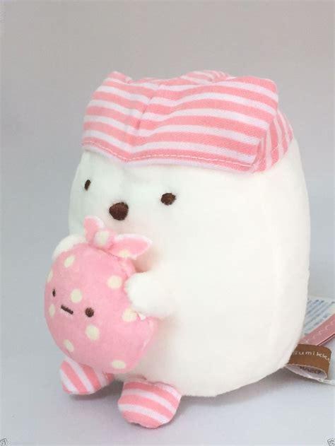 pusheen plush diy san x sumikko gurashi plush doll polar shirokuma