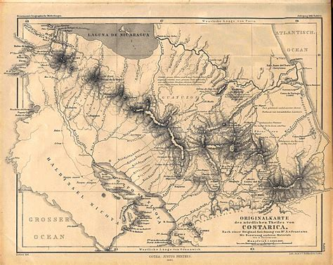 historical maps costa rica maps perry casta 241 eda map collection ut library