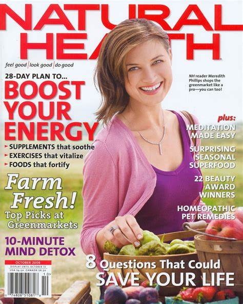 cancel magazines natural health magazine today only 3 99 year calvary
