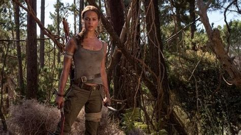 tomb raider news your source on lara croft games lara croft tomb raider trailer first look at alicia