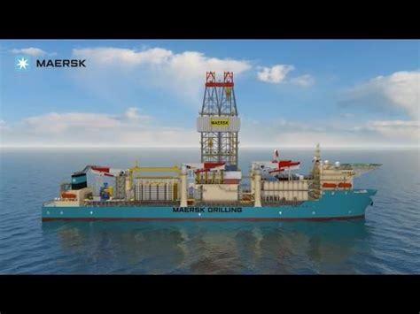 biggest drillships in the world maersk drilling high efficiency drillships