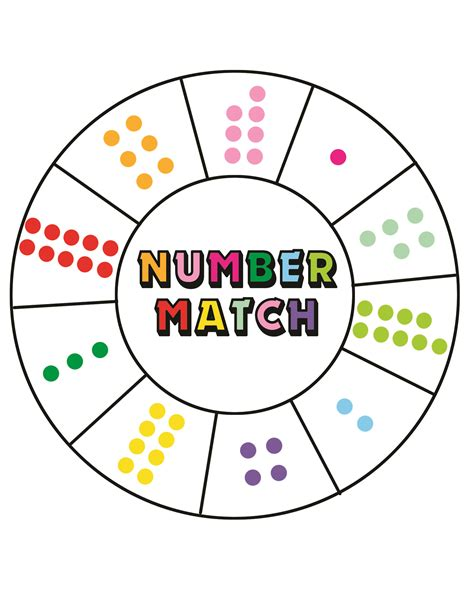 printable numbers matching game three kid friendly road trip tips steven and chris