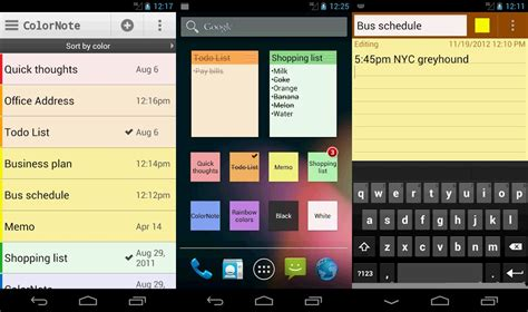 android notes best android notes apps