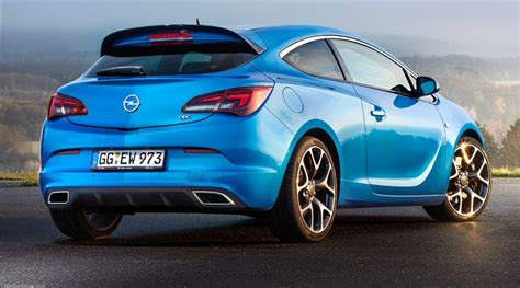 vauxhall astra 2017 2017 opel astra opc confirmed with 280 hp 1 6 liter turbo