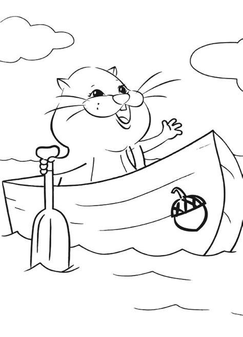 coloring pages zuzu pets zhu zhu pets in barca da stare e colorare