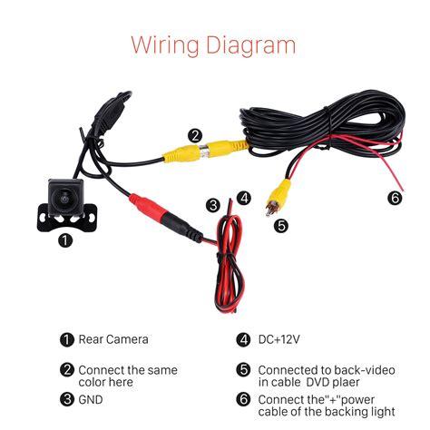 rear view wiring diagram home wireless diagram