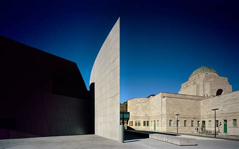 Australian War Memorial Canberra Australia Denton Corker