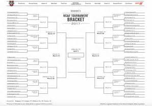 printable ncaa volleyball bracket printable 2017 ncaa women s tournament bracket