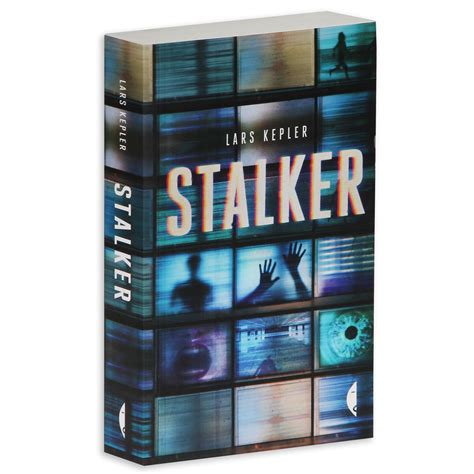stalker joona linna 5 joona linna tom 5 stalker kepler lars książka w sklepie empik com