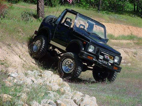 Suzuki Samurai Custom Parts Suzuki Samurai History Photos On Better Parts Ltd