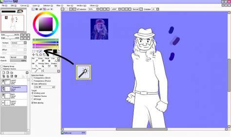 paint tool sai expand selection как рисовать в paint tool sai описание программы и
