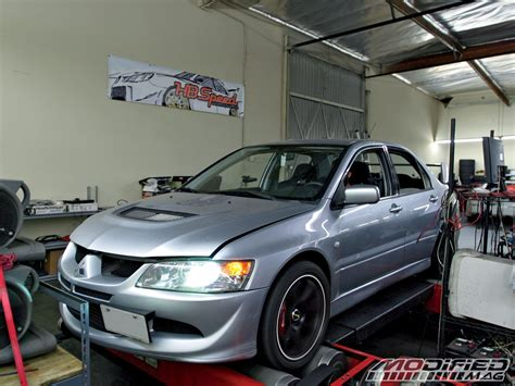 2003 mitsubishi lancer modified 2003 mitsubishi lancer evolution viii modified magazine