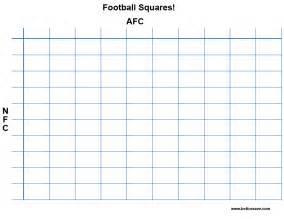 printable football squares 8 5 x 11 calendar template 2016