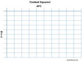 Blank football squares blank football boards search results