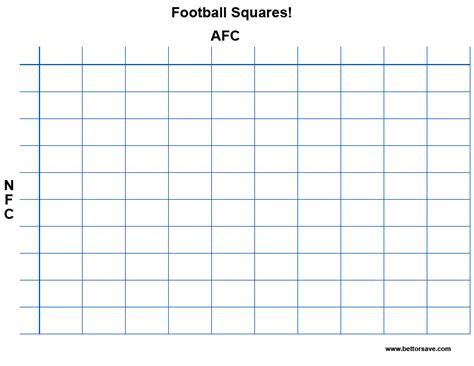 Live 88 5 Office Football Pool Tony Gonzalez Football Squares Fox