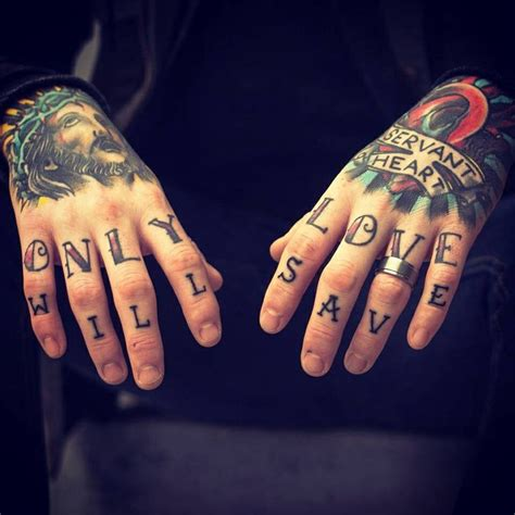 matty mullins hands tattoos memphis may fire