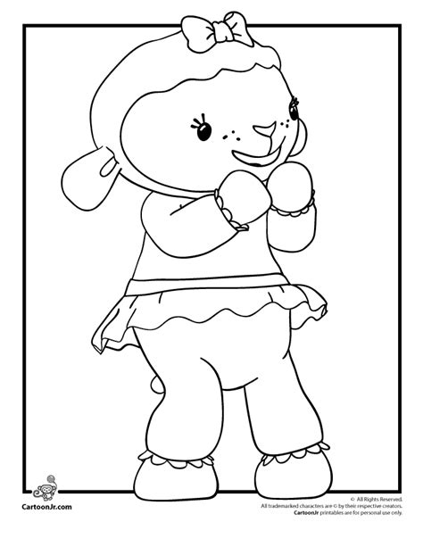 doc mcstuffin coloring pages doc mcstuffins coloring pages to print coloring home