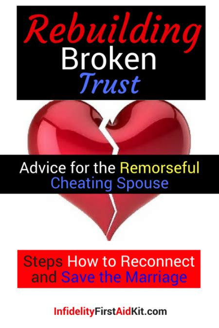an affair practical advice for cheaters and spouses books rebuilding broken trust infidelity aid kit