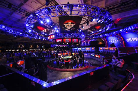 world series  poker releases full  schedule pokernews