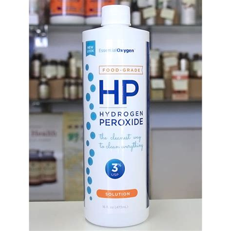 Rinsing With Hydrogen Peroxide Detox by Walgreens Hydrogen Peroxide Cleaning Disinfecting Solution