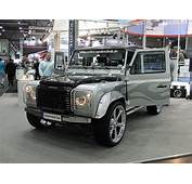AMI 2010  Land Rover Defender Tuning Car A Photo On