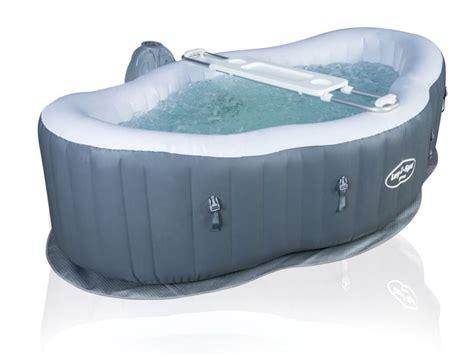 piscine semi rigide 6087 spa gonflable bestway lay z spa siena airjet 249 x 149 x