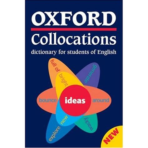 oxford collocations dictionary for dse english奪a研習社 學習英語好物 字彙 collocations dictionary