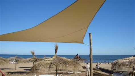 tende a vela impermeabili tende a vela kookaburra 174 triangolare 3 m sabbia tessuto