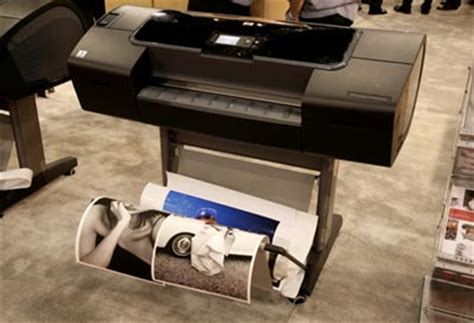Printer Hp Z2100 hewlett packard hp designjet z2100 digital photography
