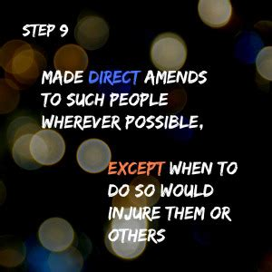 12 Step Memes - making amends with no expectations sober grace