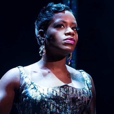 Fantasia In The Color Purple by Fantasia Barrino Has Starred On Broadway In Shows Such As
