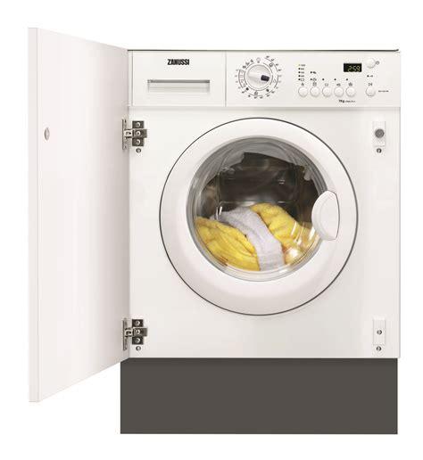 zanussi 7kg 1200 spin built in washing machine d i d