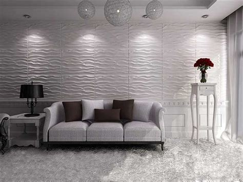 3d wandpaneele wohnzimmer wandpaneele 3d wandverkleidung f 252 r moderne wanddekoration