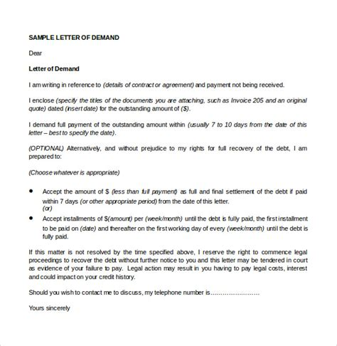 Divorce Warning Letter Letter Template 12 Free Sle Exle Format Free Premium Templates