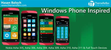 Theme Asha 311 Gratuit | windows 8 icons themereflex