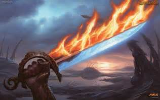 Sword of fire and ice magic the gathering