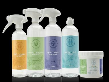 Bundling Sleek Travel Wash Bottle Cleanser Diapers new age 5 must baby products from dna miracles