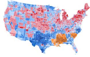 united states voting map by county united states presidential election 1948