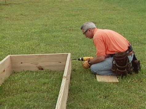 How To Build A Box Mattress by How To Build Raised Garden Beds How Tos Diy