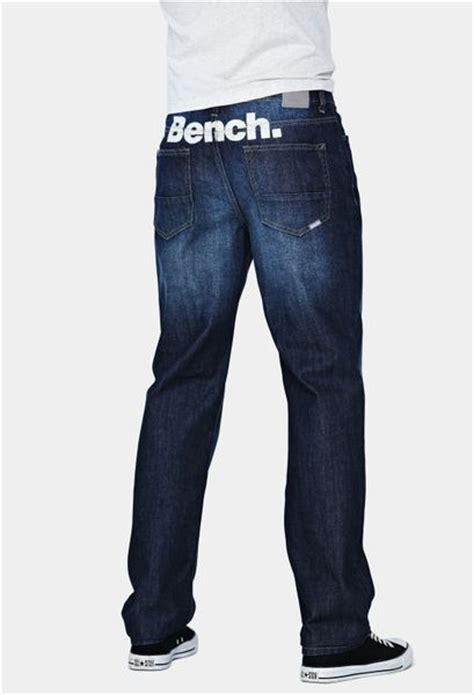 bench bench jamie mens jeans in blue for men denim lyst