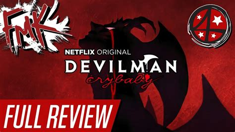 devilman review devilman crybaby fmk review