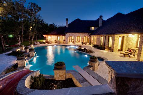 luxus pool 10 обязательных вещей в дорогом доме