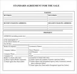 sales terms and conditions template free 6 free sales agreement templates excel pdf formats