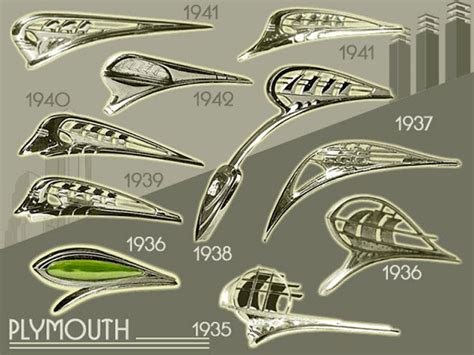 1948 plymouth ornament just a car ornament identification guide if it