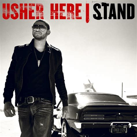 Ushers One Stand usher here i stand lyrics genius lyrics