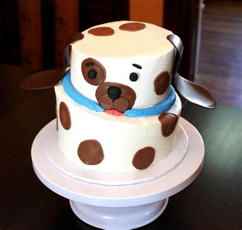 cute  simple dog cake cake stuff pinterest cake birtday cake  appetizer party
