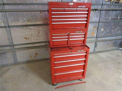 craftsman 15 drawer tool box 15 drawer craftsman tool box set tools new lawn and