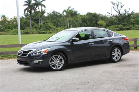 nissan car 2013 2013 nissan altima the most fuel efficient mid size car
