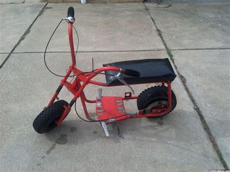 vintage doodle bug mini bike 120 best images about mini bikes on pedal cars